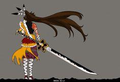 Tags: Anime, Sengoku Basara, Maeda Keiji (Sengoku Basara), Samurai