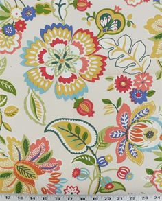 Outdoor Fabrics & Outdoor Cushions Recovered – Page 6 – By Harrington Floral Upholstery Fabric, Drapery Fabric, Curtains, Outdoor Fabric, Indoor Outdoor, Outdoor Living, Granny Chic Decor, Outdoor Cushions And Pillows, Fire Pit Patio