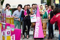 Diversión a tope en Cosmopolitan Shopping Week