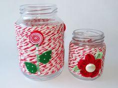 As Duas Crafts: Vidros Decorados