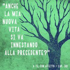 """""""Anche la mia nuova vita si va innestando alla precedente?"""" [Da """"A te, con affetto"""" - Cap. 9]  http://storiedicoaching.com/2014/07/09/a-te-con-affetto/  #librogame #ebook #libro #Illustrazione di Paolo Pochettino"""