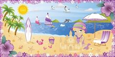 Wall Murals for the Kid's Room - Bed-Bath-and-More