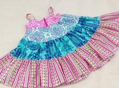Ellie Twirler Dress - Size 5 Twirling Fun !!!!! @Jenn L Paganelli
