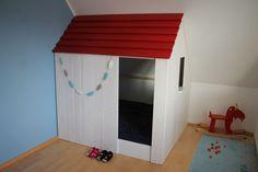 DIY-Spielhaus - Der Hit im Kinderzimmer