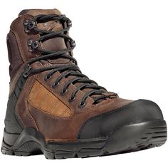 37470 Danner Men's Roughhouse Mountain TFX Hiking Boots - Brown