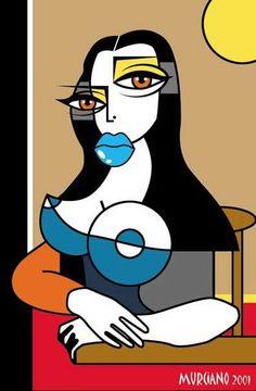 Mona Lisa [Patrice Murciano] (Gioconda / Mona Lisa)