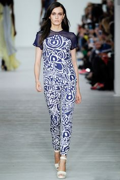 Matthew Williamson | Spring 2014 Ready-to-Wear Collection | Style.com