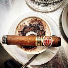 Coffee break #cuba #cuban #cigar