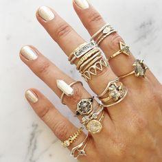 holliday bling ring stacks at ESQUELETO