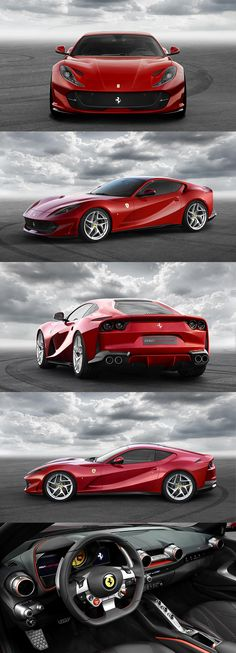 Ferrari 812 Superfast-800-HP