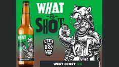 KUP -3/5- What a Shot West Coast IPA - AleBrowar