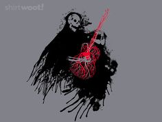 Playing With My Heart - Shirt.Woot