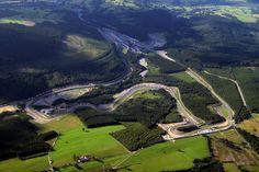 Circuit de SPA Francorchamps - Belgium