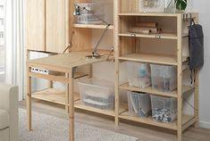Ikea Samla, Small Storage, Shelving, Desk, Living Room, Home Decor, Shelves, Desktop, Decoration Home