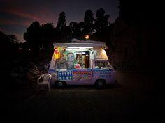 Ice Cream Vendor, Greece    Photograph by Lior Patel    Shot in Rodos, Greece.