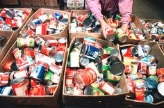 School Prepares Kids for Intruders by Teaching Them to Throw Canned Food