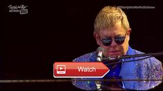 Elton John Don't Let The Sun Go Down On Me Live At Rock In Rio Brazil HD