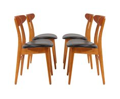 CH-30 Dining Chairs by Hans J. Wegner