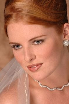 Wedding Eye Makeup For Redheads : 1000+ ideer om Bryllupsmakeup p? Pinterest Brudemakeup ...