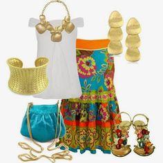 Outfit de Tulum - LosArys