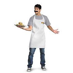 dff5b60fc4020 Bob's Burger Costume by Disguise Bob's Burgers Halloween, Bobs Burgers  Costume, Burger Costume,