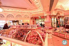 Boardwalk Candy Palace | Hello Disneyland : Le blog n°1 sur Disneyland Paris