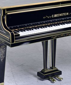 The Chinoiserie Piano