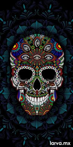 You can find all for festival wear, Apparel clothing store for Raver family Skull Wallpaper, Graphic Wallpaper, Cartoon Wallpaper, Graffiti Pictures, Art Pictures, 4k Portrait Wallpaper, Caveira Mexicana Tattoo, Mexican Art Tattoos, Space Artwork