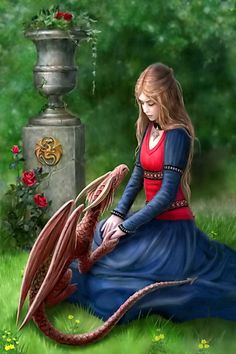 'Perhaps there is a world where dragons are real, and you can bond with them at a young age an unbreakable friendship for life.'