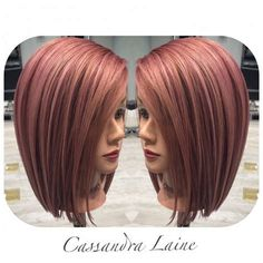 Image result for Rose Gold Hair Color Chart