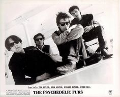 The Psychedelic Furs Press Kit Photo https://www.facebook.com/FromTheWaybackMachine