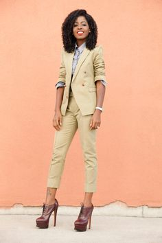 Boy by Band of Outsiders Suit