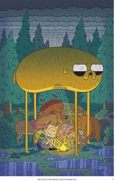 Adventure Time: Eye Candy Vol. 2 Mathematical Edition HC Story: Various Art: Various Publisher: BOOM! Studios/KaBOOM! Publication Date: September 2nd, 2015 Price: $24.99  Feast your eyes on this limited edition hardcover that collects all of the covers by a host of talented artists from Adventure Time #16-30, Adventure Time Annual #1, Adventure Time 2013 Summer Special #1, Adventure Time 2013 Spoooktacular #1, Adventure Time 2014 Winter Special #1, and Adventure Time 2014 Annual #1.