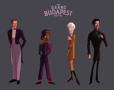 The Grand Budapest Hotel by Abraham Matias (i.redd.it) submitted by Reddit__PI to /r/alternativeart 0 comments original   - Modern #Art -Ultimate Creativity of Fantasy Artists - #Drawings Doodles and Sketches - Oil and Watercolor #Paintings - Digital Arts - Psychedelic Illustrations - Imaginary Worlds Architecture Monsters Animals Technology Characters and Landscapes - HD #Wallpapers