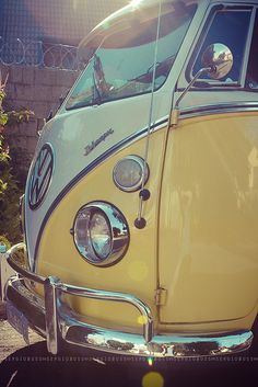 VW by Sergio Buss, via Flickr