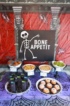 This Vampirina party is filled with spooktacular ideas for your little vampires! This would be a fun party theme for either a birthday or Halloween party. kids halloween party Vampirina Party Ideas For Kids Halloween Bebes, Halloween Tags, Halloween Food For Party, Halloween Party Decor, Halloween Outfits, Halloween Theme Birthday, Halloween Baby Showers, Halloween Party Activities, 5th Birthday
