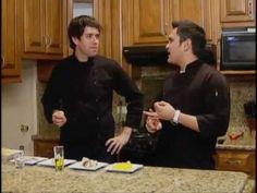 Sección de Cocina del programa Teledición Televisa Hermosillo, Son.  Receta: Pasta con mariscos y mango  Al aire: 12/marzo/2012  chefmanuelsalcido@hotmail.com