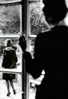 Boarding School! by Ellen von Unwerth for Vogue