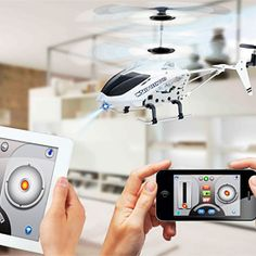 iFly Heli Gyro 3.5CH Electric RTF RC Helicopter - Controlled by iPhone, iPad & iPod