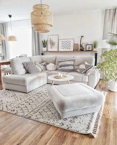 Home Living Room, Living Room Furniture, Living Room Decor, Interior Design Living Room, Living Room Designs, Rustic Home Interiors, Farmhouse Bedroom Decor, Living Room Inspiration, Home Decor