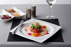 The height of contemporary cuisine is realized at Chic. #thischangeseverything