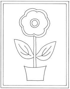 Pillows & Mats, Designs in Wool, Flower pot