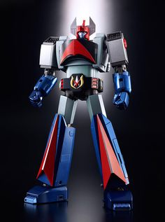 Soul of Chogokin GX-62 Danguard A