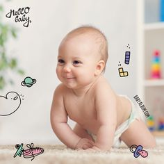 🙏🏼👉🏼To prevent the skin rash let the baby enjoy at least one hour a day without the diaper. Don't forget to use the baby cream (preferably with zinc or panthenol). And certainly try to dress the child adequately, as the rash is most often the result of overheating. #hellobabyalbum #hellobaby #health#baby #child #kid #rash #parents#mommy #daddy #family#skin #happybaby