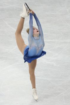Gracie Gold - 2014 World Figure Skating Championships - 29th March
