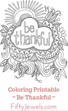 Adult Coloring Pages With Thankful I Am Thankful For My Home Coloring Page Throughout And Thanksgiving Coloring Pages Giggletimetoys Mandala Coloring Pages, Coloring Book Pages, Printable Coloring Pages, Coloring Sheets, Thanksgiving Coloring Pages, Christmas Coloring Pages, Thanksgiving Ideas, Color Activities, Collages