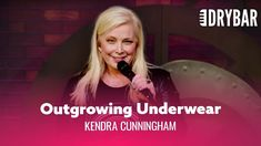Outgrowing Your Underwear Is Devastating. Kendra Cunningham- Full Special - YouTube Stand Up Show, Comedy Specials, Dry Bars, Funny Comedy, Underwear, Jokes, Make It Yourself, Youtube, Cleaning Tips