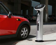 FuseProject electric vehicle charging for GE