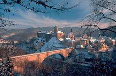 Loket Castle, Loket nad Ohri, Czech Republic