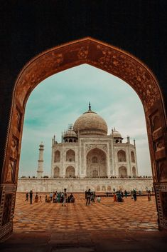 Taj Mahal & Agra 2 nt, 3 days Package Tour Top 3 best places to visit on a tour to india Arch Architecture, Historical Architecture, Italy Tourist Attractions, South India Tour, Taj Mahal, Goa Travel, History Articles, Historical Monuments, Day Tours